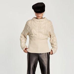 Zara Studio Sweater